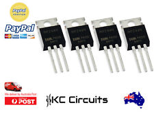4pcs IRFZ44N IRFZ44 Power Transistor MOSFET N-Channel 49A 49 amp 55V