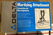 Delta 17-905 Mortising Attachment For Drill Press