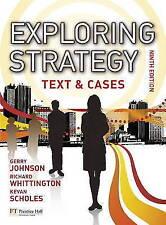 Exploring Strategy Text & Cases Plus MyStrategyLab-ExLibrary