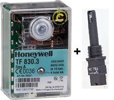 Steuergerät TF 830.3 Honeywell + Fotozelle MZ 770 als Ersatz zu TF 801 mit FZ711