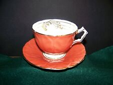 Antique Aynsley  765788 Fine Bone China Teacup and Saucer