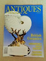 Antiques & Collecting Magazine 2010 California Cleminsons Colorforms Currier Ive