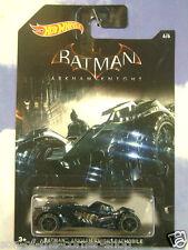 EXCELENTE MATELL HOT WHEELS BATMAN ARKHAM KNIGHT Batmóvil Menta Tarjeta 6/6
