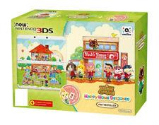 Nintendo 3DS Konsole Weiß inkl. Animal Crossing HHD