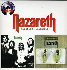 Nazareth - Nazareth / Excerises [New CD] UK - Import