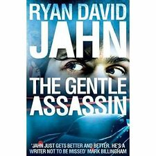 The Gentle Assassin, By Jahn, Ryan David,in Used but Acceptable condition