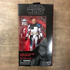 Star Wars Black Series Captain Rex #59 IN STOCK NOW SHIPPING