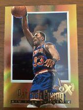 1996 -1997 BASKETBALL NBA SKYBOX E-X2000 PATRICK EWING