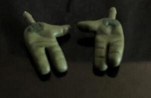 PAIR OF HANDS • NECA TEENAGE MUTANT NINJA TURTLES ACCESSORIES
