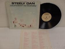 STEELY DAN Countdown To Ecstasy 1973 UK PROBE SPB 1079 1st A1/B1 Textured jacket