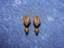 Lapel/Hat Pin Tie Tacks 2 Russian Soviet Ussr Kgb