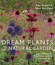 Dream plantas para el jardín natural, Oudolf, Gerritsen 9780711234628 Nuevo..