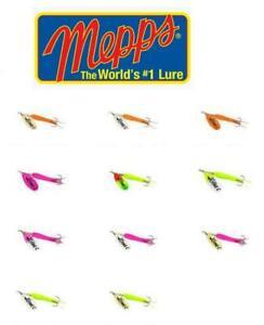 Mepps Flying C  7/8oz  FC78 (Choose Color)