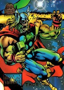 1994 Fleer MARVEL UNIVERSE Blood and Thunder #59 Thor