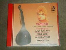 Pranam Musical Tribute to Swami Vivekananda Barun Kumar Pal Steve Gorn
