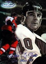 1998-99 Topps Gold Label Goal Race 99 Black #2 John LeClair