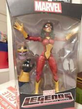 MARVEL LEGENDS SPIDER-WOMAN BAF THANOS ACTION FIGURE NEW NEW HOT HOT