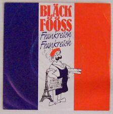 Tour Eiffel 45 tours Black Fooss Frankreich 1985