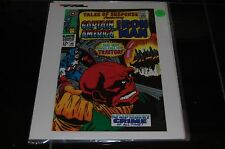 TALES OF SUSPENSE 90 PRODUCTION ART COVER! RARE CAPTAIN AMERICA RED SKULL COVER!