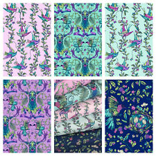 STAG & THISTLE by Brett Lewis for Northcott 100% cotton fabric - stag, bird