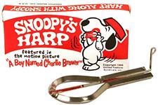 Trophy 6608 Snoopy Jaw Harp