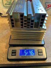 Aluminum Heat Sink, large, Qty 8 6� x 2 1/2� x 2 1/4� B