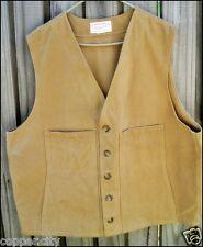 Classic C.C. Filson Vintage Moleskin Utility Vest      Field|Hunting|Outdoors