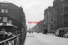 PHOTO  LONDON 1962 SOUTHWARD ON GOWER ST FROM UNIVERSITY COLLEGE/HOSPITAL