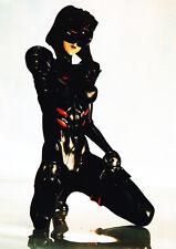 Motoko Ghost in the shell dark suit 1/6 unpainted statue figure model resin kit
