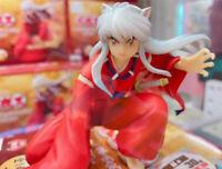 Anime Inuyasha Noodles Stopper PVC Figure Model Toy New