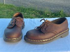 Dr. Martens Air Wair Boy's Size 4? The Original Brown Oxford Lace-up England