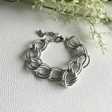 Ship Out SAME DAY! Trend Fashion Bracelet, Surgical Steel, Exclusive Design