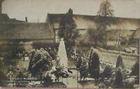 Frankreich, Friedhof Miraumont, Feldpost 26. RD 1915 nach Waiblingen (5055)