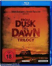 From dusk till dawn - Trilogy [Blu-ray] Quentin Tarantino * NEU & OVP *