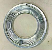 2 Headlight Bezel Ring Dodge Van A100 A108  1964 65 66 67 68 69 1970 Mopar