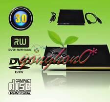 USB 3.0 External Driver Recorder CD/DVD Burner Writer Reader NEW