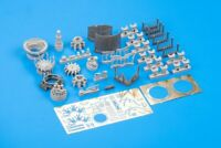 Eduard Accessories 632123 - 1:3 2 Fw 190A-8 Engine for Revell - New
