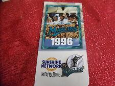 Florida Marlins 1996 Give Away Pin MLB