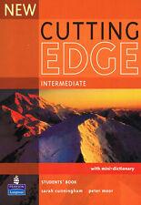 Longman Nuevo libro de estudiantes de intermedia de vanguardia S. Cunningham P. Páramo @EXCL