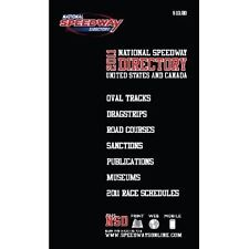 2011 National Speedway Directory United States & Canada