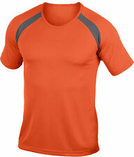 Hanes Patternless Crew Neck Loose Fit T-Shirts for Men