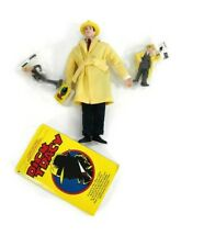 New ListingApplause Disney Dick Tracy Vintage Plush Doll Book Action Figurines lot of 4