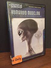 The GNOMON WORKSHOP Humanoid Modeling Polygon Techniques Sean Mills DVD