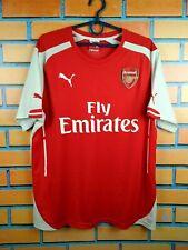 Arsenal Jersey 2014 2015 Home L Shirt Puma Football Soccer