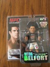 Vitor Belfort Ultimate Collector Series 11 Limited Edition Figure (w/Shirt)