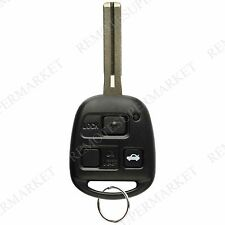 Replacement for Lexus 2001-2005 GS430 IS300 1998-2000 LS400 Remote Car Key Fob