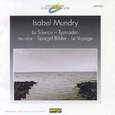 Mundry: Le Silence Tystnaden, New Music