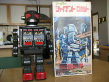 SUPER SPACE GIANT ROBOT made in Japan by HORIKAWA(S.H).VINTAGE,VERY RARE!