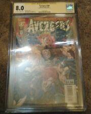 Avengers #389 CGC 8.0 SS Signed By Scott Koblish (Marvel Aug 1995)