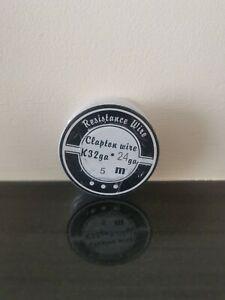5m (16.4ft) Clapton Wire K32 GA / 24g